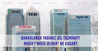 Bankalarda Yabancı Dil Tazminatı Nedir? Nasıl Alınır? Ne Kadar?