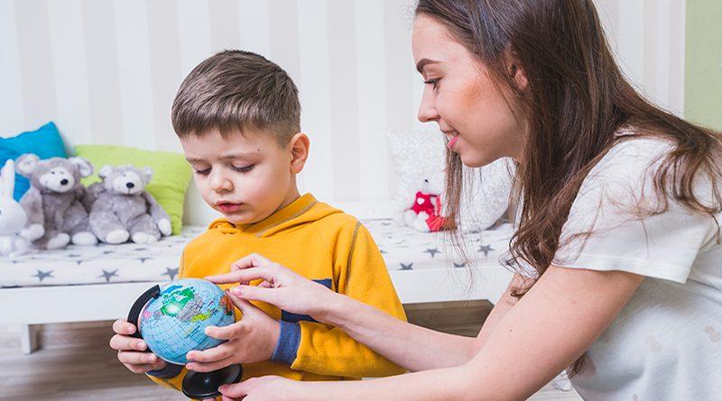Çocuğuma evde nasıl İngilizce öğretirim