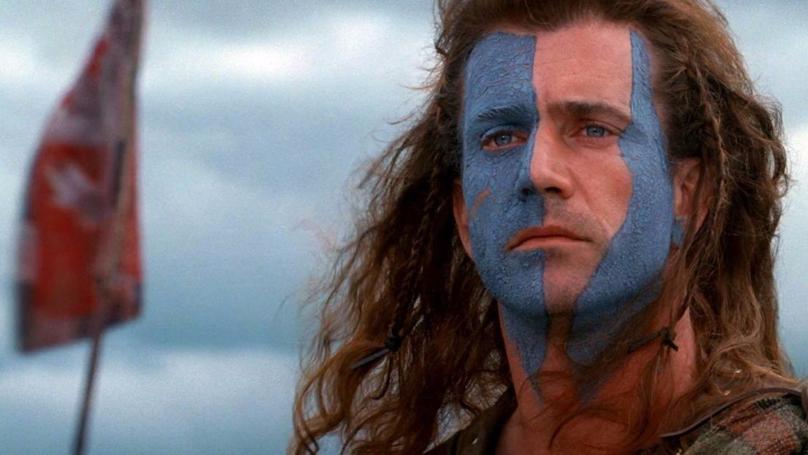 Mel Gibson - Brave Heart - Cesur Yürek - İskoçya - Scotland