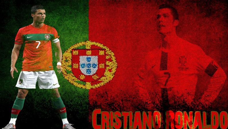 Portekiz, Portekizce ve Ronaldo