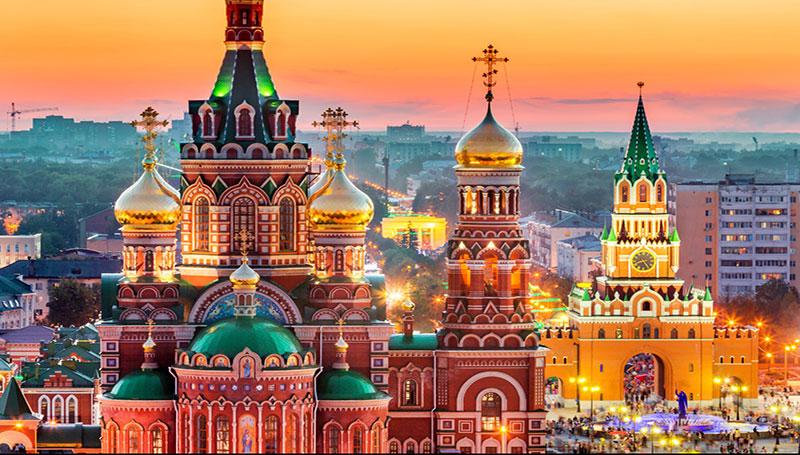 Rusya ve Rusça