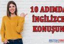 10 Adımda İngilizce Konuşun