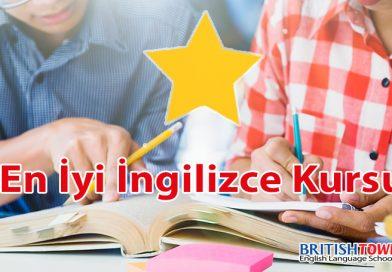 İstanbuldaki en iyi ingilizce kursu