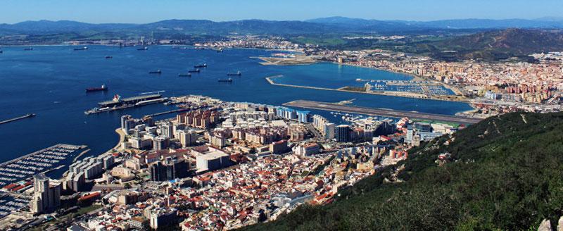 Cebelitarık - Gibraltar