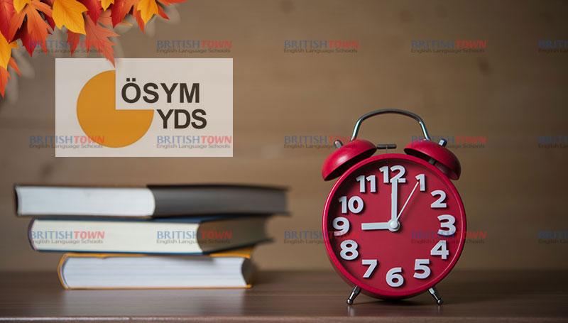 YDS Ne Zaman Yapılacak? YDS 2020/1 İlkbahar - 2020/2 Sonbahar Tarihleri